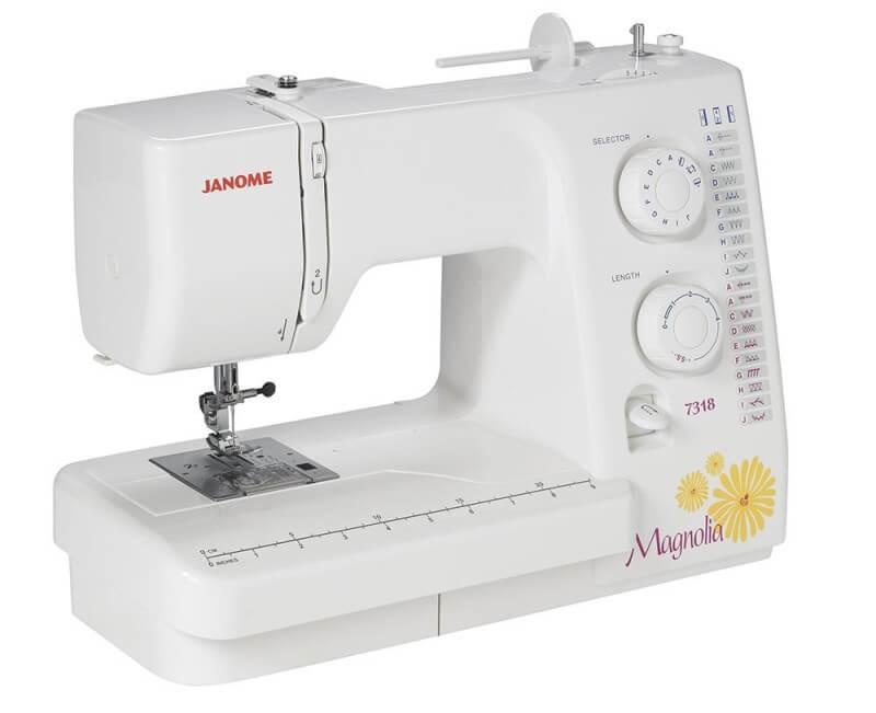 Janome Magnolia 7318 Sewing Machine Sew My Place