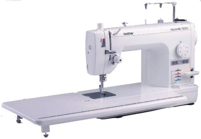 Brother PQ40S High Speed Quilting And Sewing Machine Review Extraordinary Quilting Needles For Brother Sewing Machine