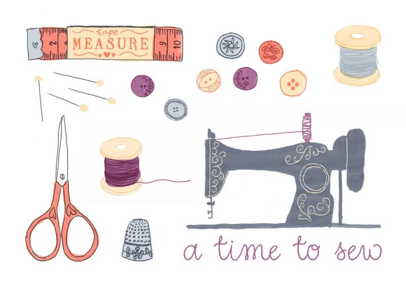 How to Find More Time to Sew – Sew My Place