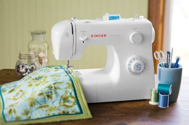 Simple Sewing with the Singer 2259 Tradition Easy-to-Use Free-Arm 19-Stitch Sewing Machine