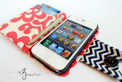 DIY iPhone Wallet