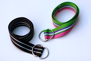 Ribbon Belts