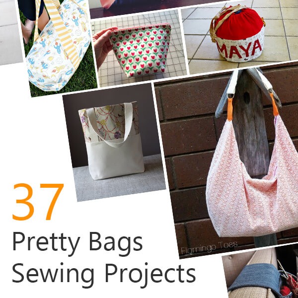 37 pretty bags sewing projects sew my place for Pretty project